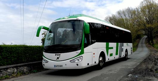 Flota de Autobuses Irún AUIF 2