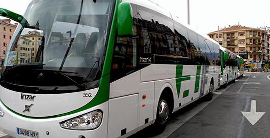 Flota de Autobuses Irún AUIF