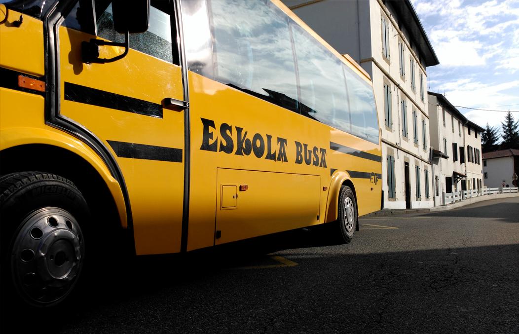 Transporte Escolar Irún 8