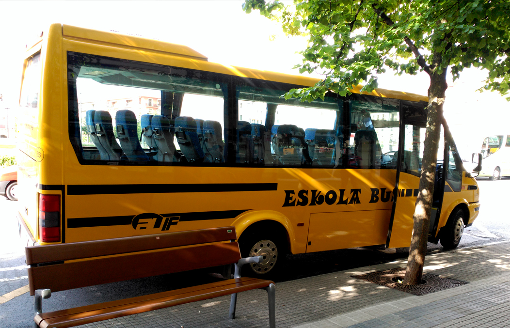 Transporte Escolar Irún 2