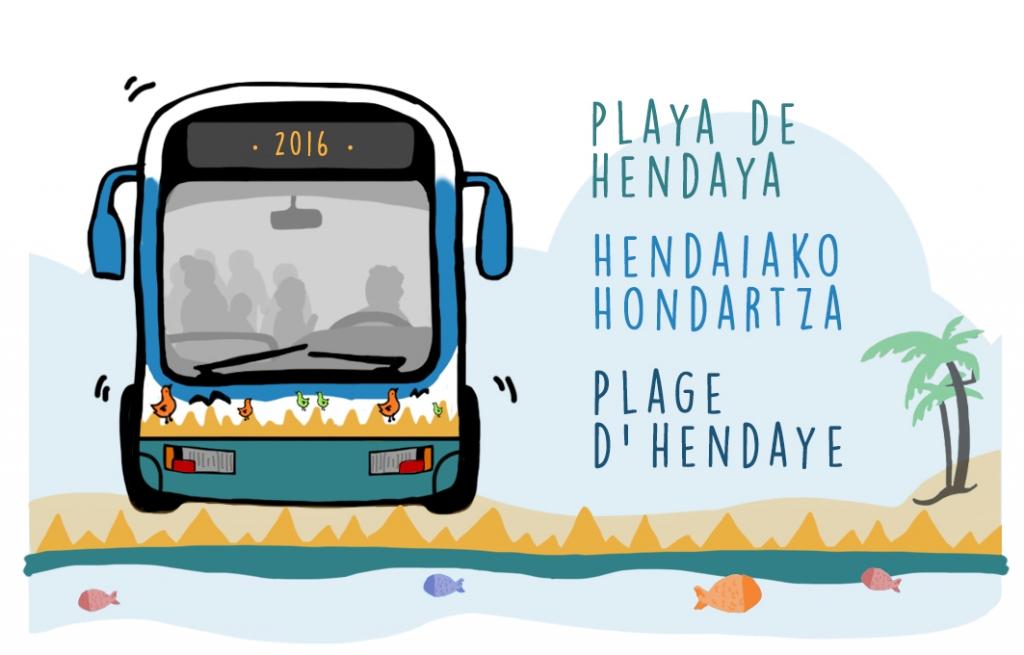 Irun - Hendaya Playa