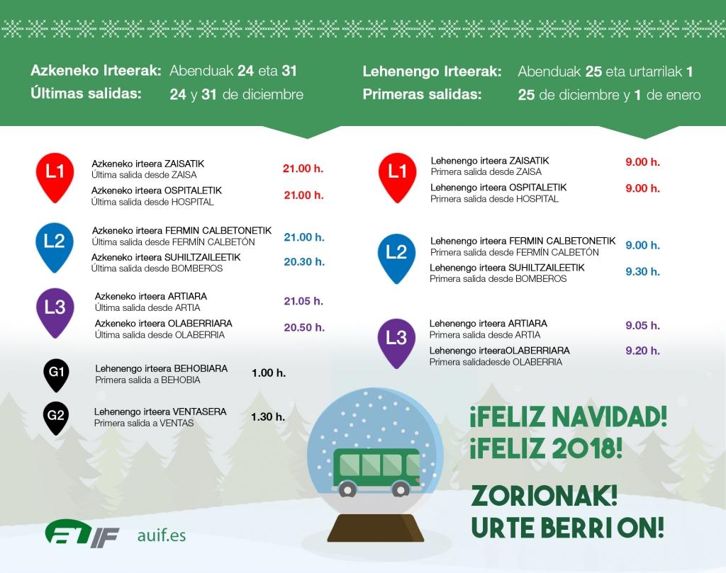 horarios-auif-navidad2018