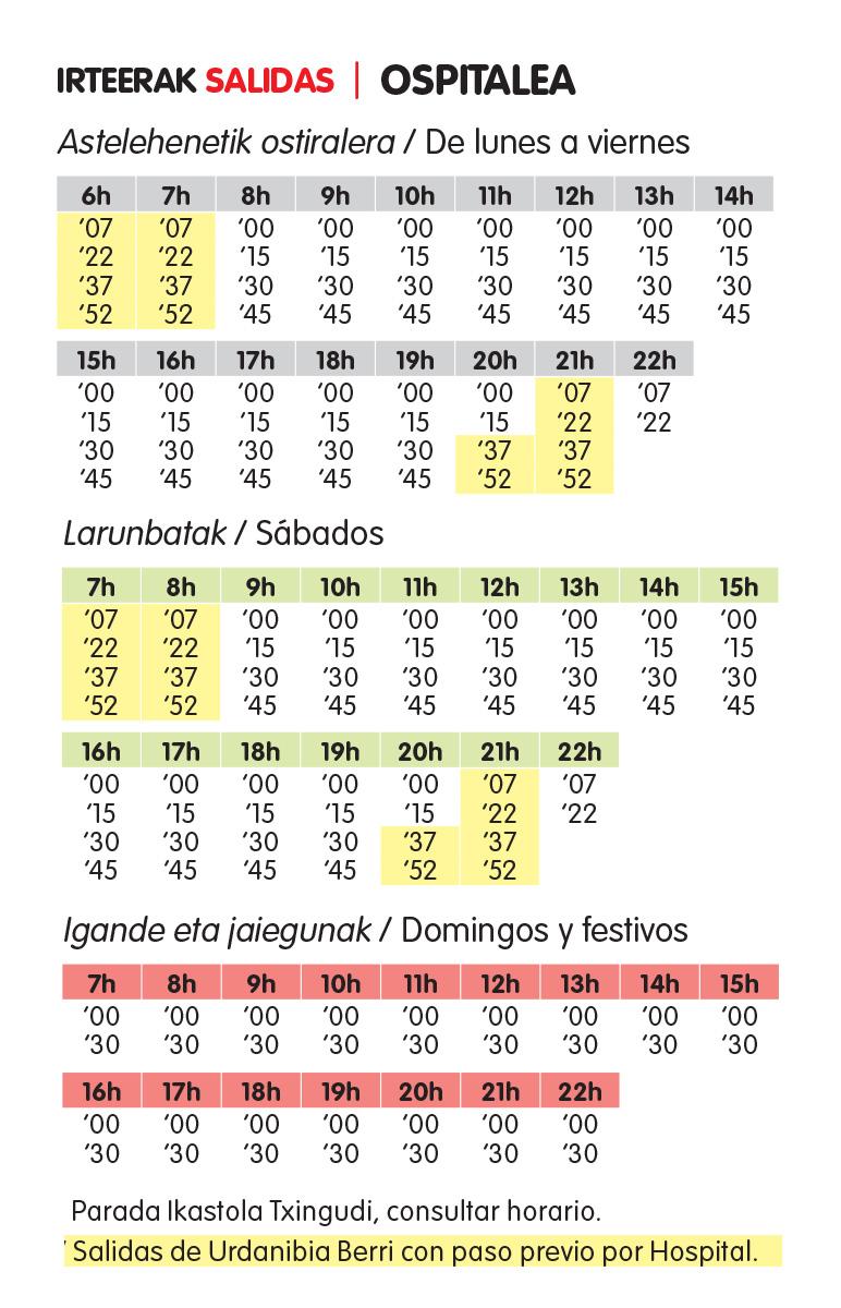 L1-Horarios-Opitalea-Zaisa