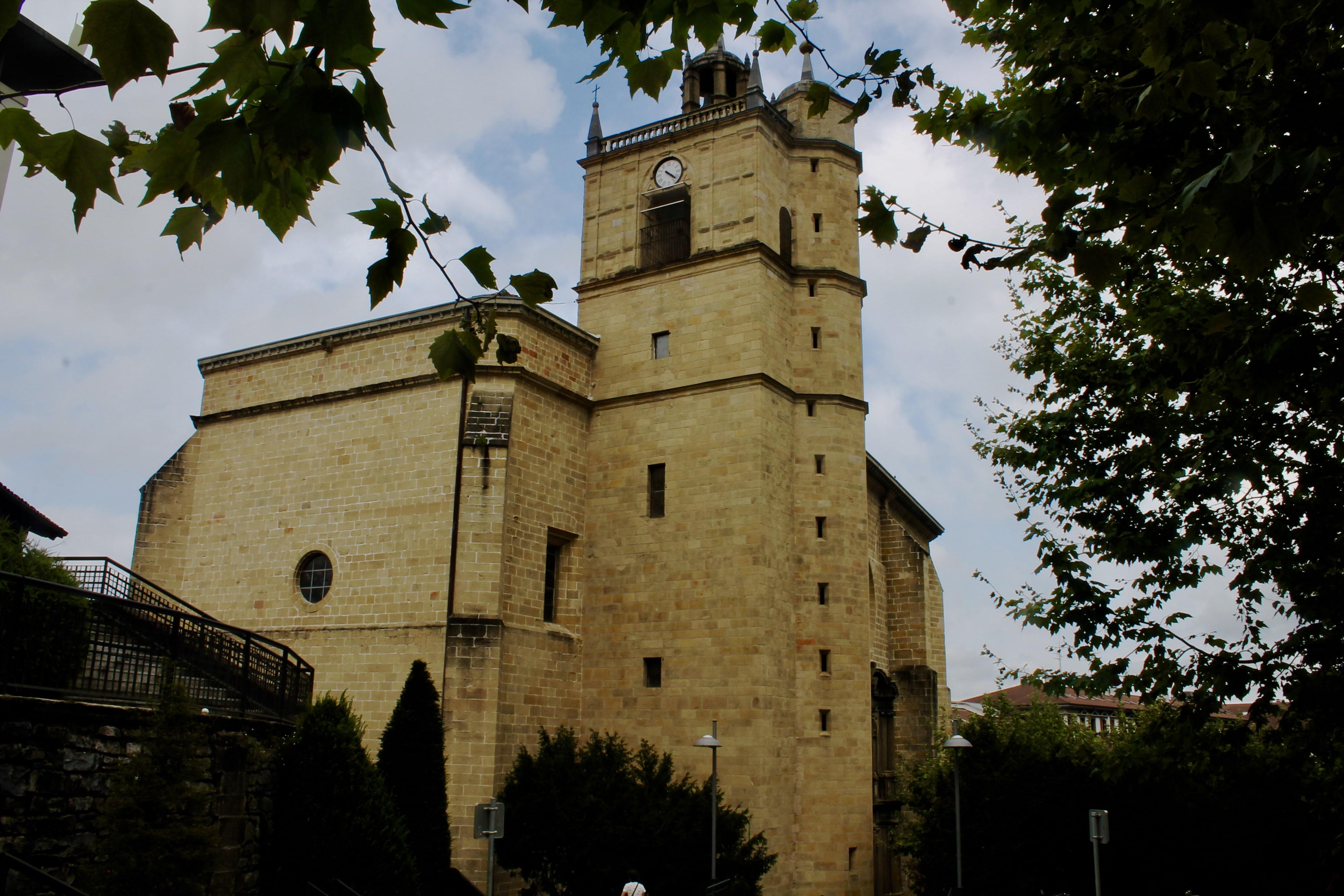 Iglesia del Juncal Irun