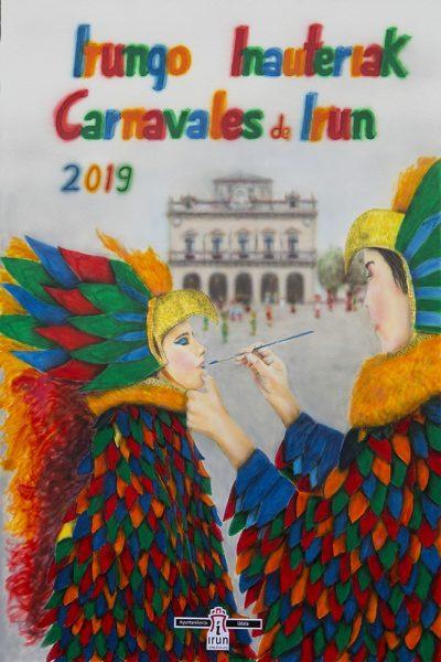 Cartel Carnaval Irun 2019