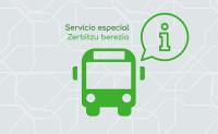 Servicio Especial Autobús Irunbus
