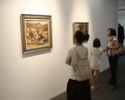 Exposición en la Sala Menchu Gal