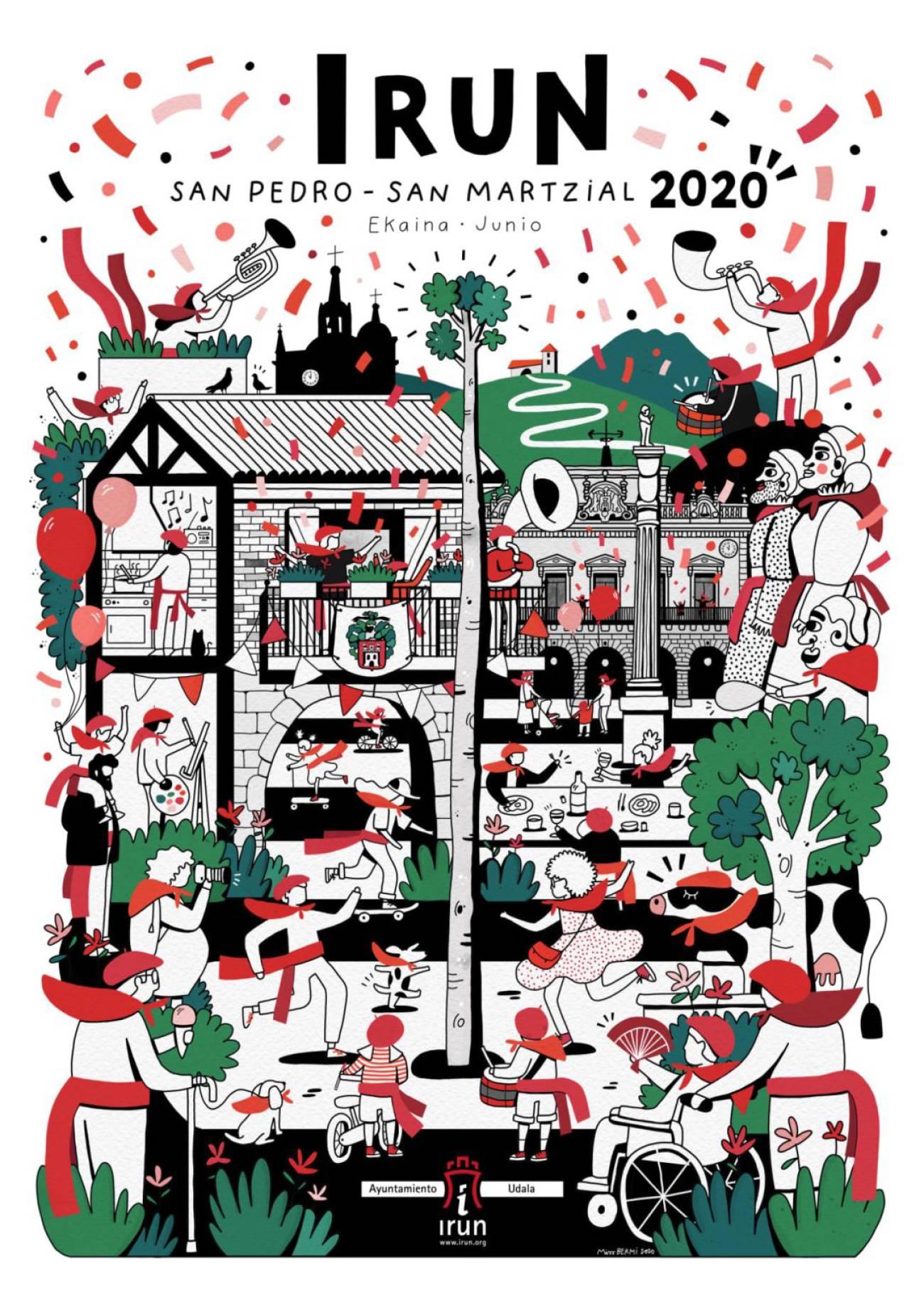 San Marcial 2020 Irun