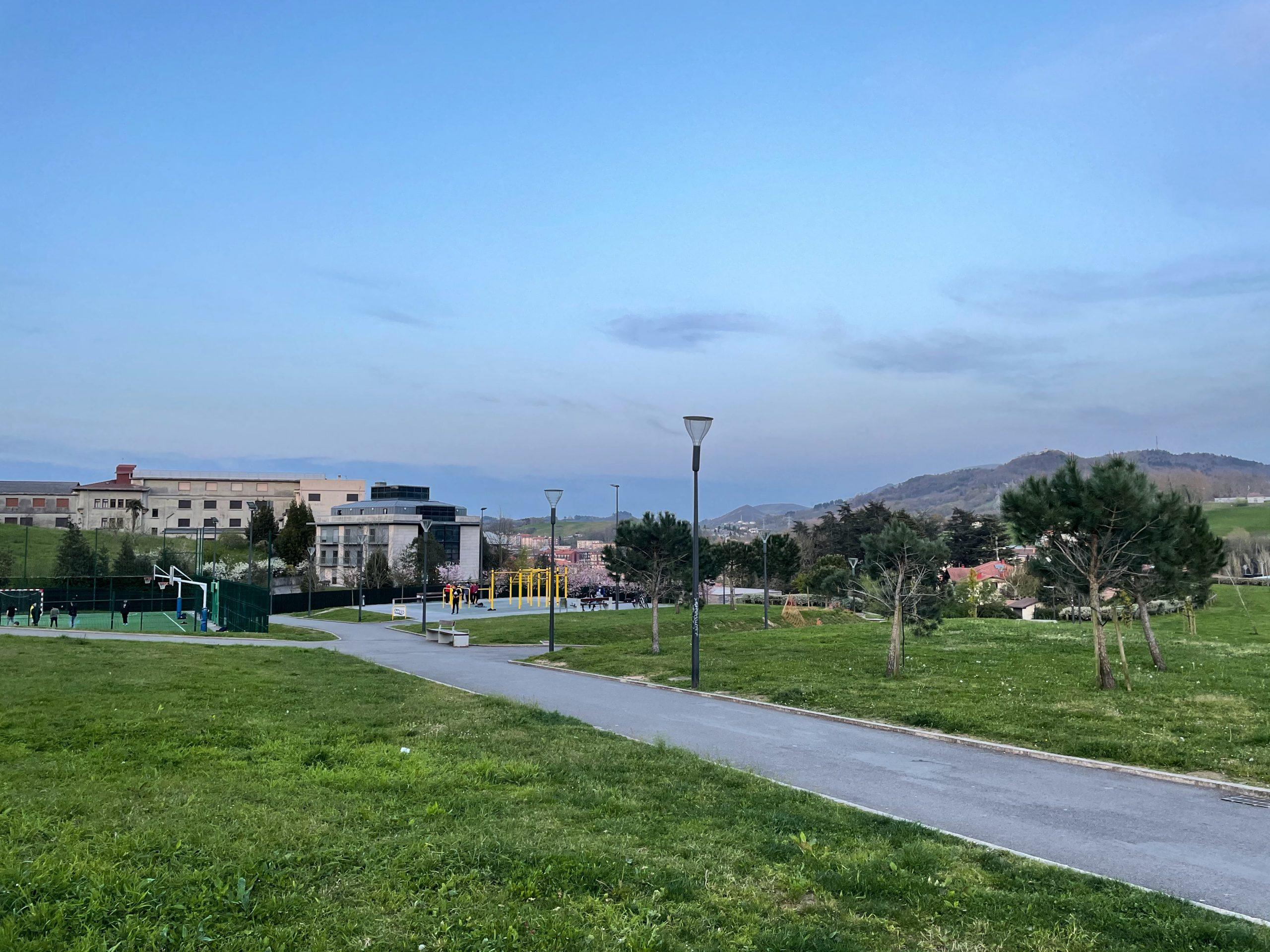 Parque Gain Gainean