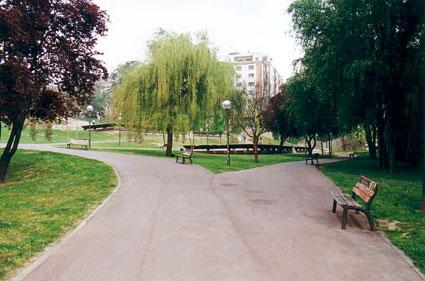 Parque Sargia -Irun