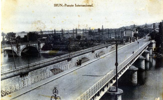 Puente Avenida - Irun