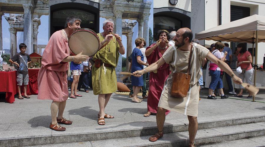 FESTIVAL ROMANO DIES OIASSONIS